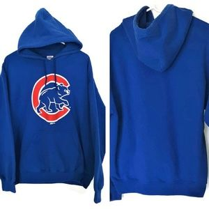Gildan 2016 Chicago Cubs Hoodie Size Large